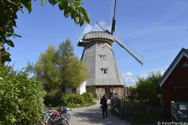 Mühle Ahrenshoop by ReiseTravel.eu