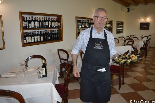 La Taverna in Jesolo bei Venedig