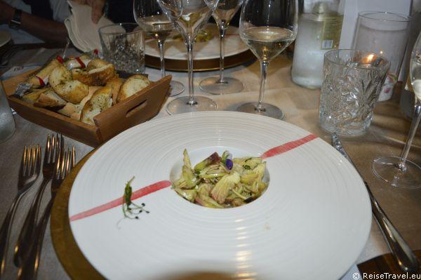 Ristorante Al Traghetto in Jesolo bei Venedig