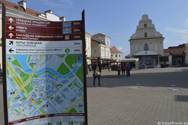 Minsk Belarus by ReiseTravel.eu