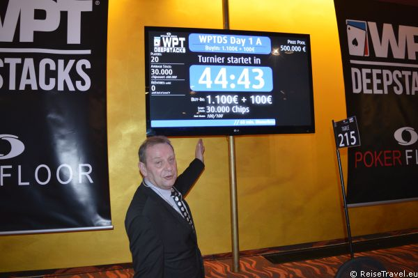Poker Spielbank Berlin Croupier by ReiseTravel.eu