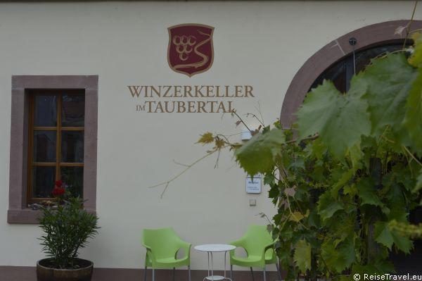 Weinstrasse Taubertal by ReiseTravel.eu