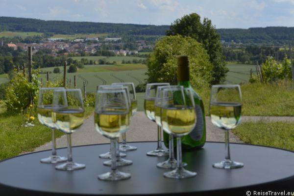 Weinstrasse Liebliches Taubertal