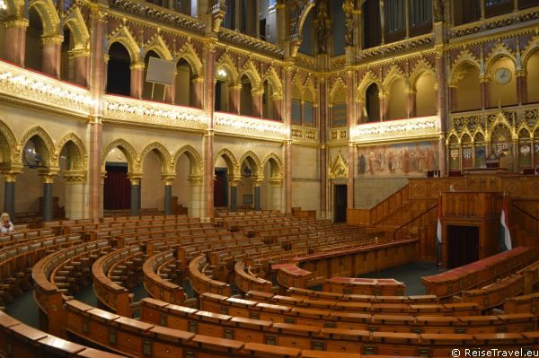 Ungarn Budapest Parlament by ReiseTravel.eu