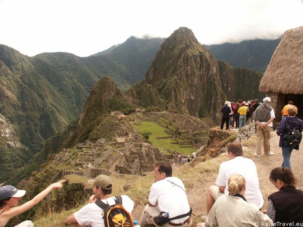 Machu Picchu by ReiseTravel.eu