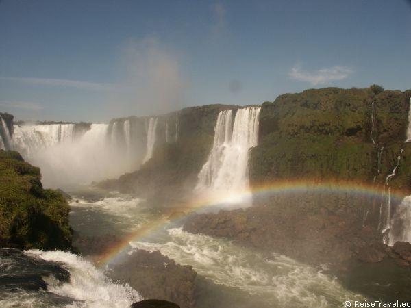 Iguazu Wasserfall by ReiseTravel.eu