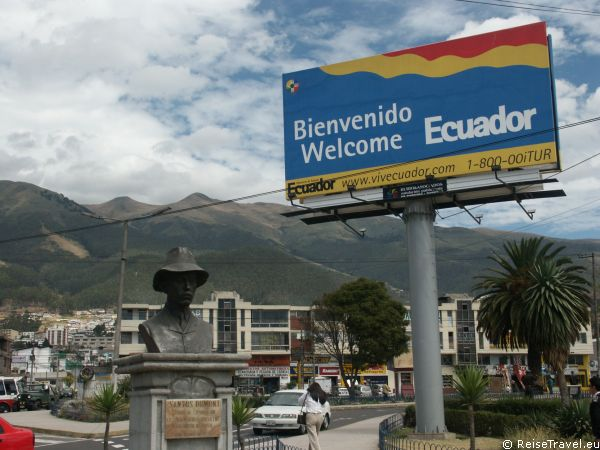 Ecuador Aequator by ReiseTravel.eu