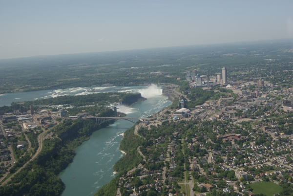 Ruedi H. Hafen Niagara Wasserfall