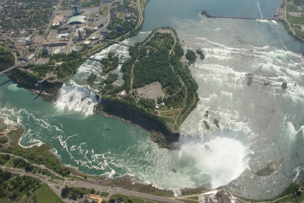 Ontario Niagara Wasserfall