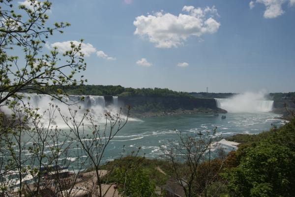 Ontario Niagara Wasserfall Kanada
